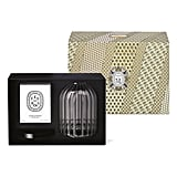Diptyque Candle & Photophore Holder Set