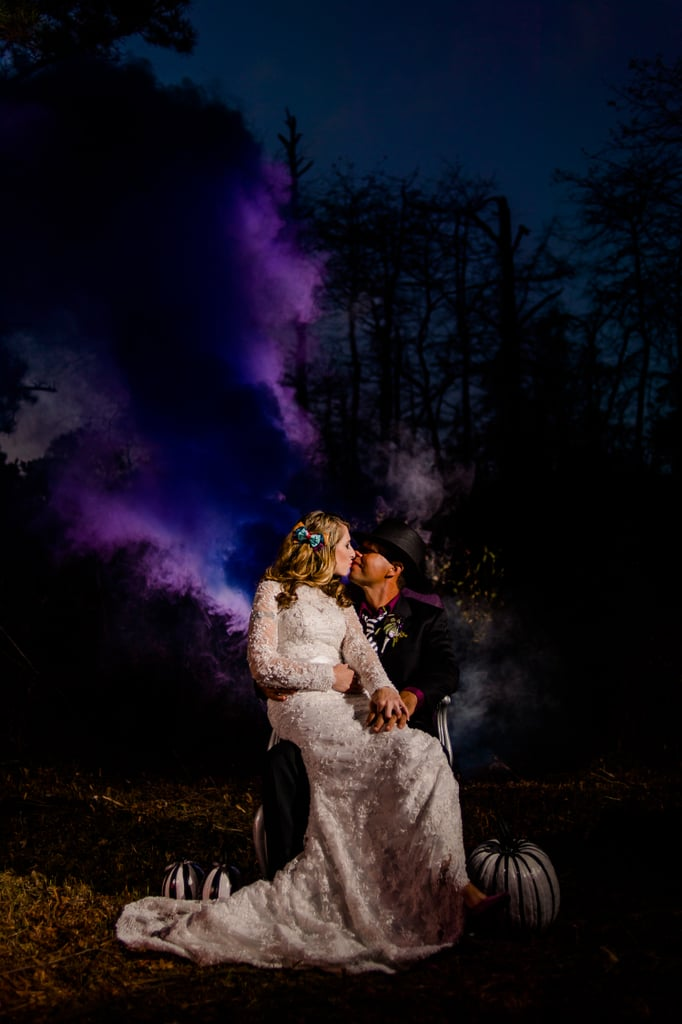 The Nightmare Before Christmas Wedding Ideas
