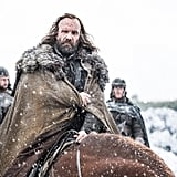 The Hound Found Some Snow and He's Pissed Off