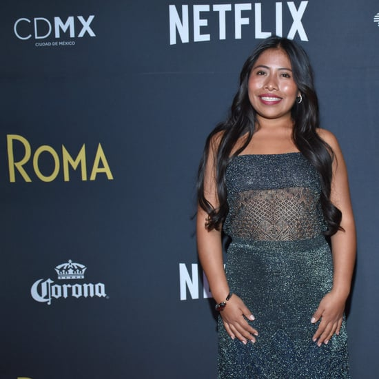 Salma Hayek Reaction to Yalitza Aparicio's Oscar Nomination