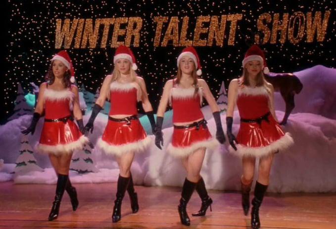 - Mean Girls Christmas Outfit POPSUGAR Fashion UK