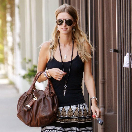 Photo of Nicky Hilton in Beverly Hills
