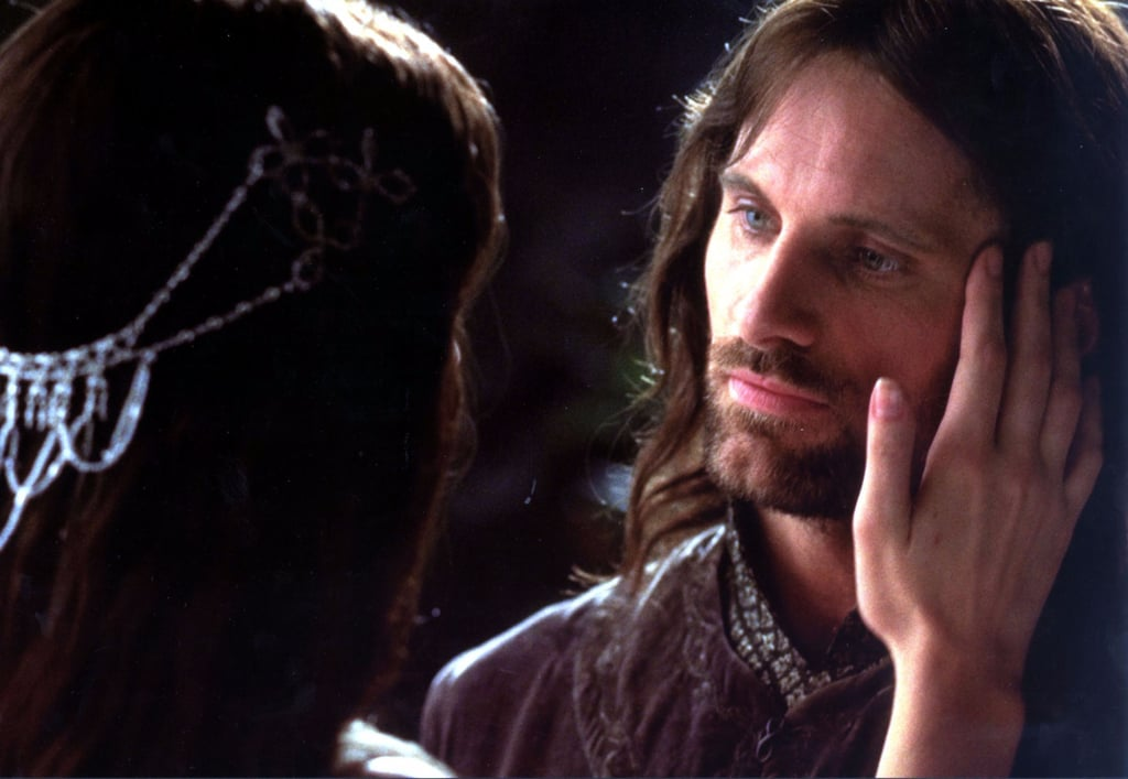 Viggo Mortensen as Aragorn | Gifs From The Lord of The Rings