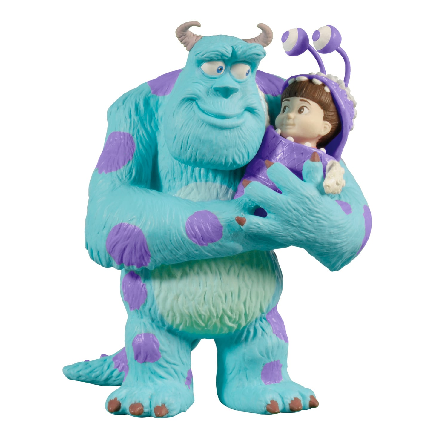 Boo And Sulley From Monsters Inc Decorate The Tree In Sci Fi Ornaments Popsugar Tech Photo 8