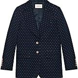 Gucci Empty Hearts Twill Jacket