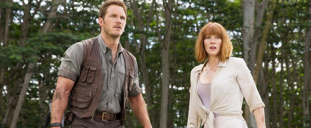 Chris Pratt Paid More For Jurassic World Than Bryce Howard