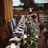 Rustic-Vintage Ranch Wedding
