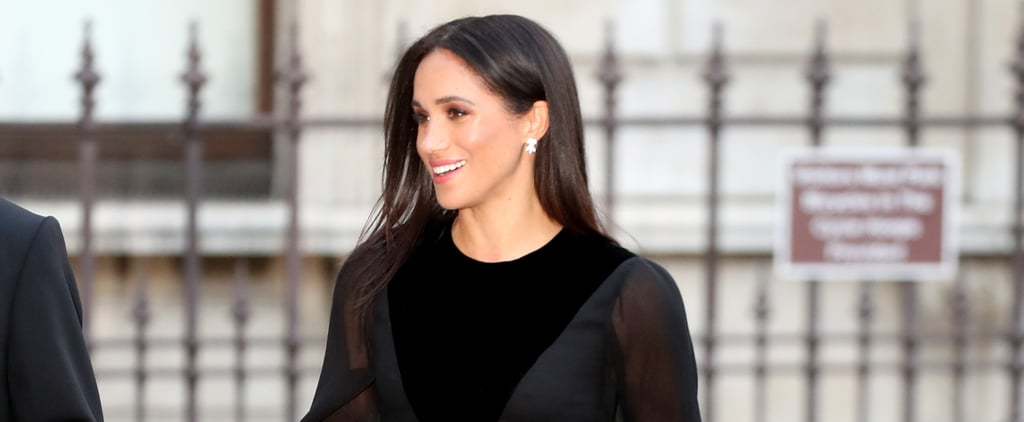 Meghan Markle's Givenchy Dress September 2018