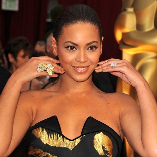 Beyoncé's Lorraine Schwartz Engagement Ring Is 24 Carats