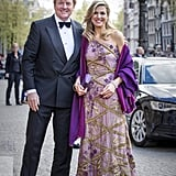 Gala Gown Fit for a Queen