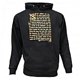 Night's Watch Oath Hoodie ($45)