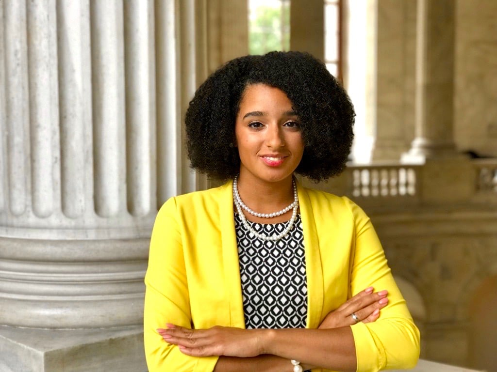 Carissa Smith, Women's Vote Director