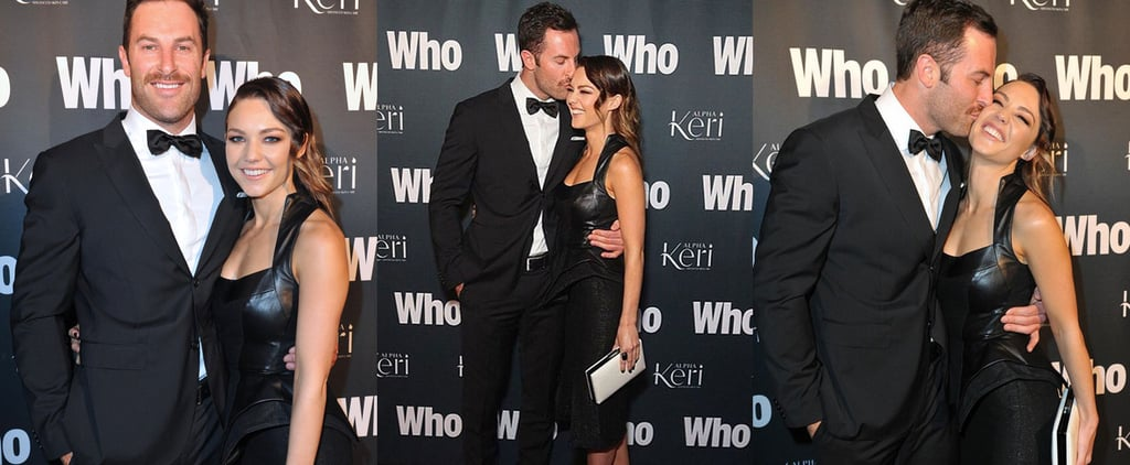 Celebrity Couples at Who's Most Intriguing People Party