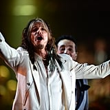 And Steven Tyler Broke Out in Song