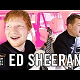 5. Ed Sheeran Does Carpool Karaoke