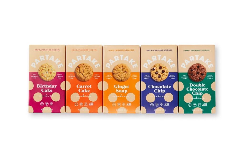 Partake Foods Crunchy Cookie Variety Pack