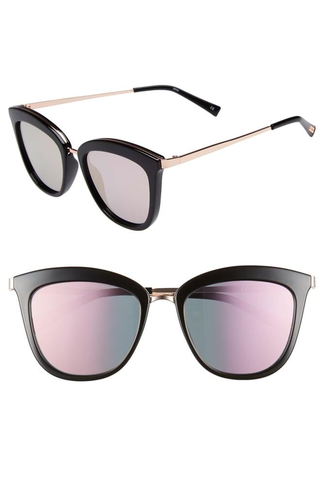 2c79f25a28 Le Specs Caliente Cat Eye Sunglasses
