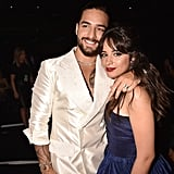 Maluma and Camila Cabello