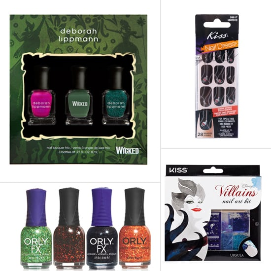 Get in the Halloween Spirit With These Festive Nail Sets