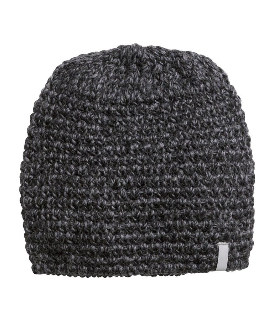 5a56efce4 H&M Wool Hat | Fitness Gifts Under $10 | 2015 Gift Guide | POPSUGAR ...