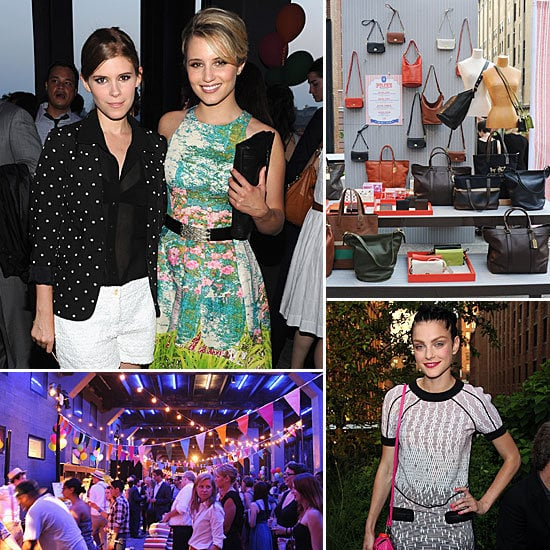 We break down the most fab (and all the fun!) at Coach's High Line carnival.