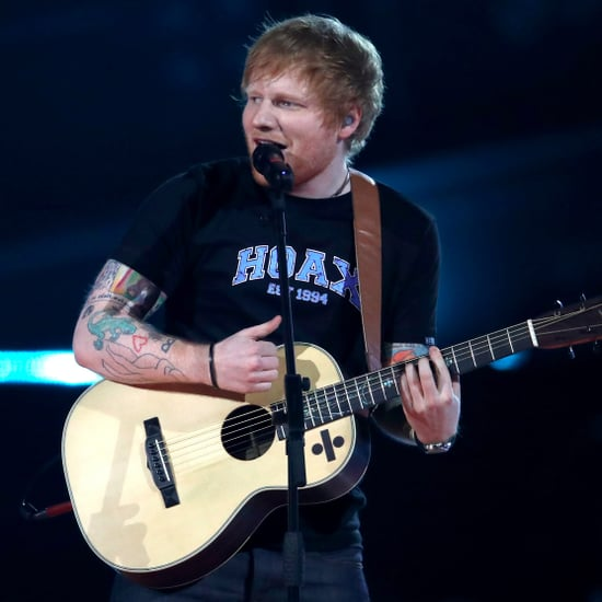 Ed Sheeran's 2017 Brit Awards Performance Video
