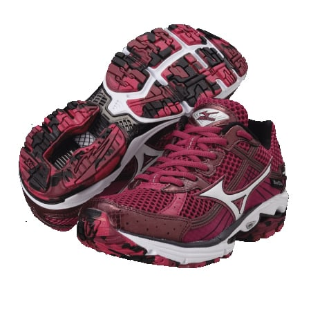 Mizuno Wave Rider 15 Women's Running Shoe Review