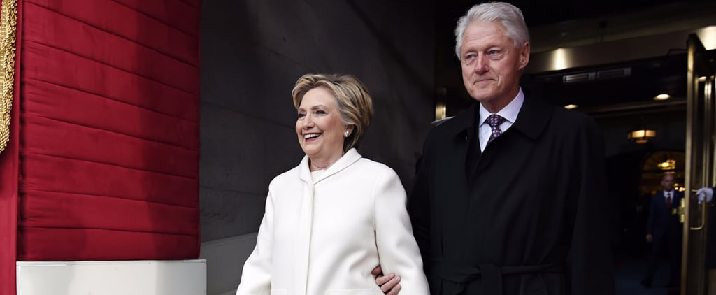 Hillary Clinton's Inauguration Day Pantsuit Will Tell You Exactly How She's Feeling