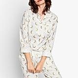 Hush Moon Dot Flannel Pyjamas