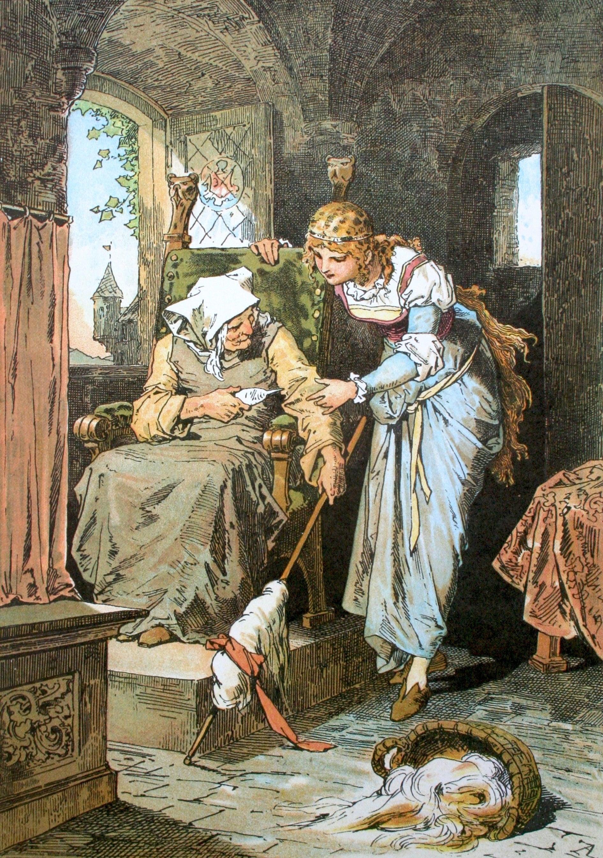 Sleeping Beauty, 1845-1907