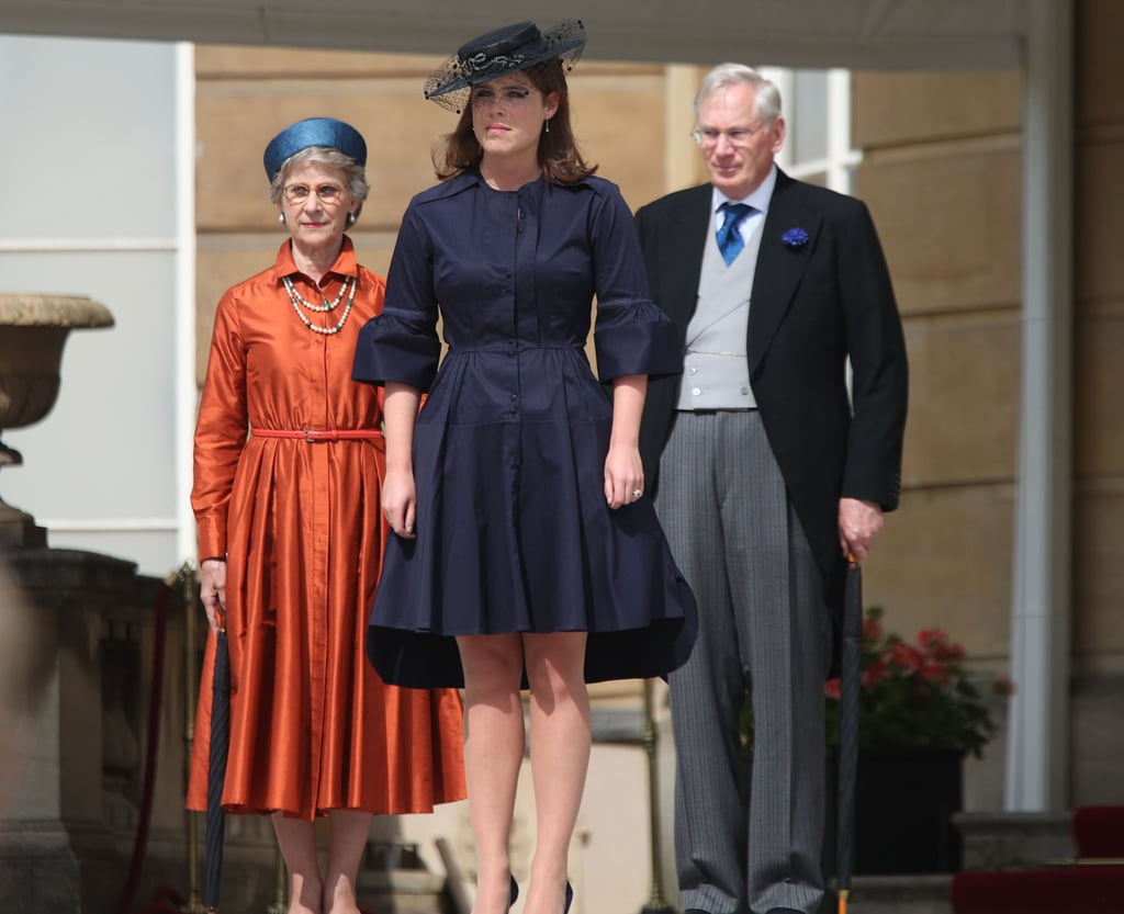 Princess Eugenie's Love Hat