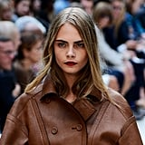 September 2012: Spring Summer London Fashion Week Burberry Prorsum