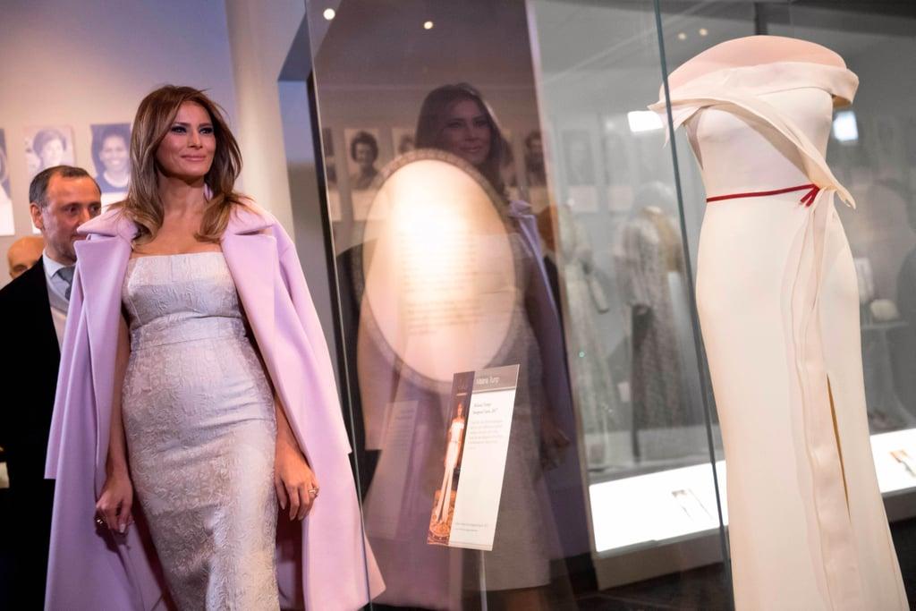 Melania Trump Best Looks 2017