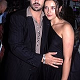 Colin Farrell and Amelia Warner — 4 Months