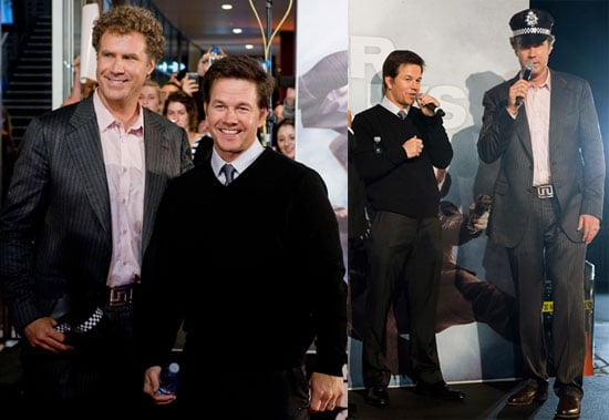 Mark Wahlberg and Will Ferrell at Australian Premiere of The Other Guys