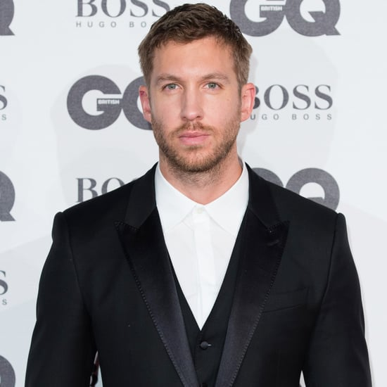 Calvin Harris Quotes About Taylor Swift Breakup British GQ
