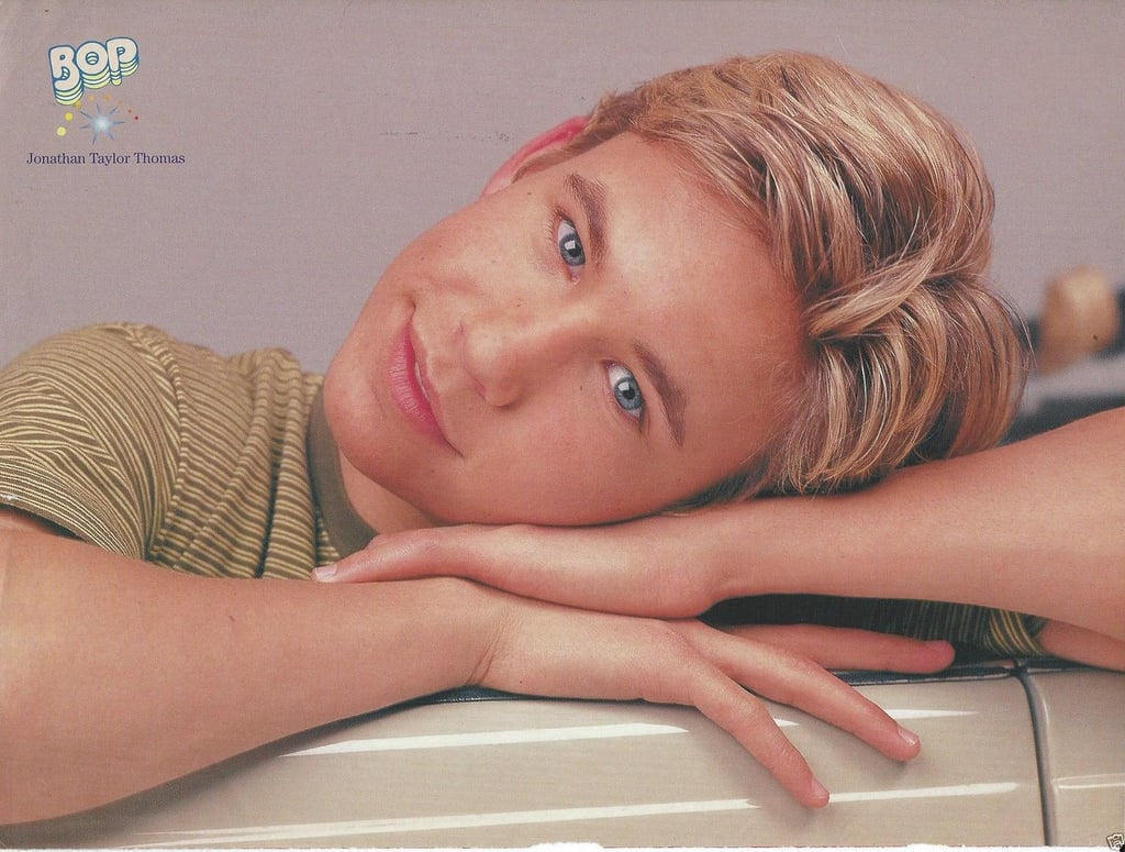 Think, that jonathan thomas sex pity, that