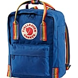 Fjällräven Mini Kånken Rainbow Water Resistant 13-Inch Laptop Backpack