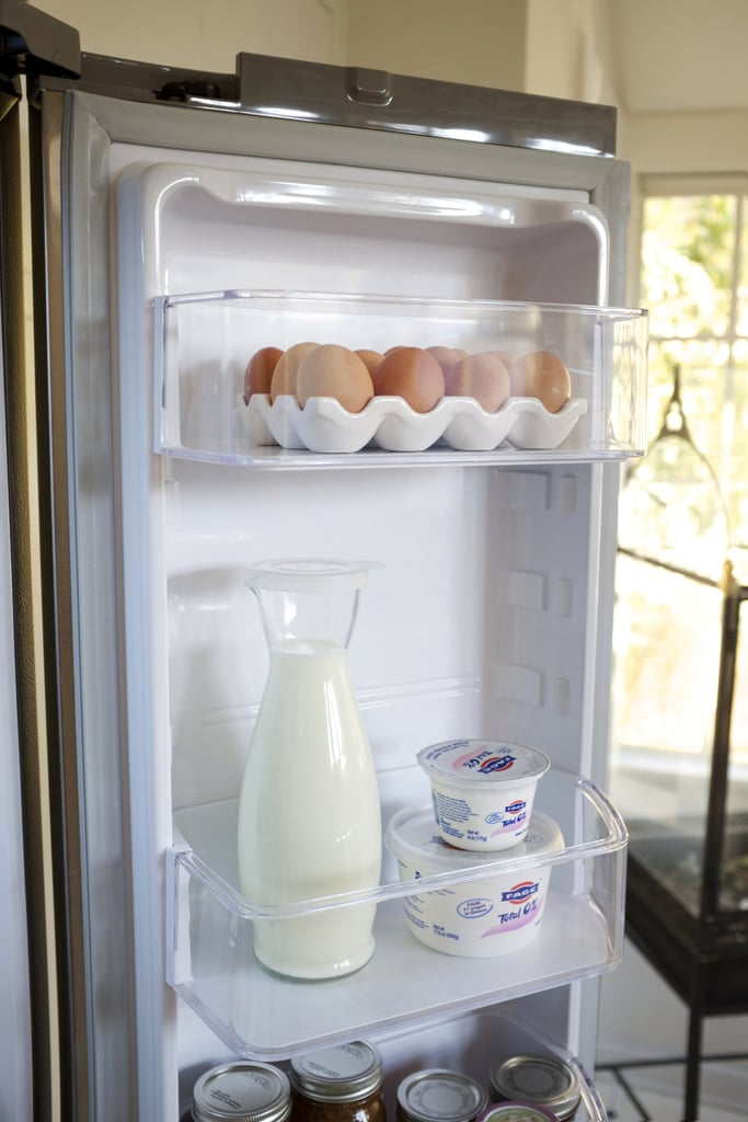 Dairy, Eggs, and Dairy Alternatives: Refrigerated Section
