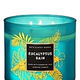 Eucalyptus Rain 3-Wick Candle