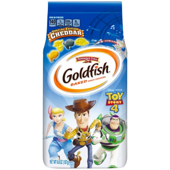 Toy Story 4 Goldfish