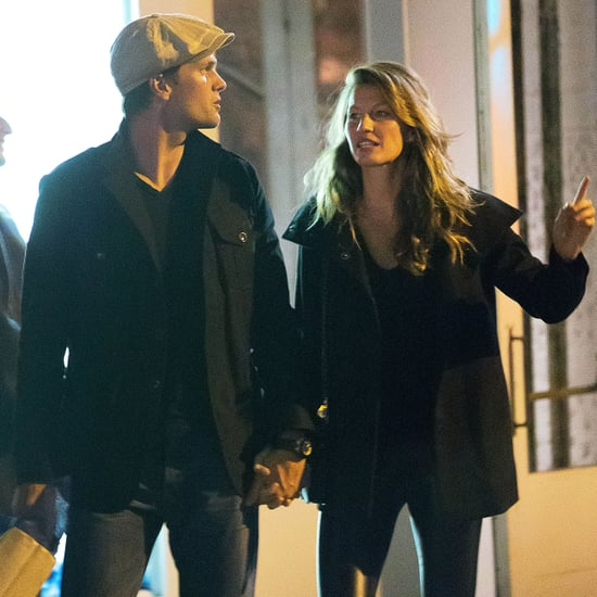 Tom Brady and Gisele on a Date in NYC