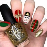 Nutcracker Nail Art Will Make Your Fingertips Want to Dance This Holiday Season