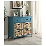 Acme Furniture Chest Teal