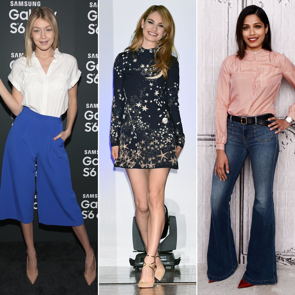 The 30 Best Celebrity Style Evolutions