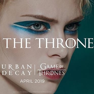 Game of Thrones Urban Decay Collection