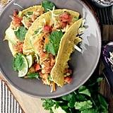 Drunken Cauliflower Tacos