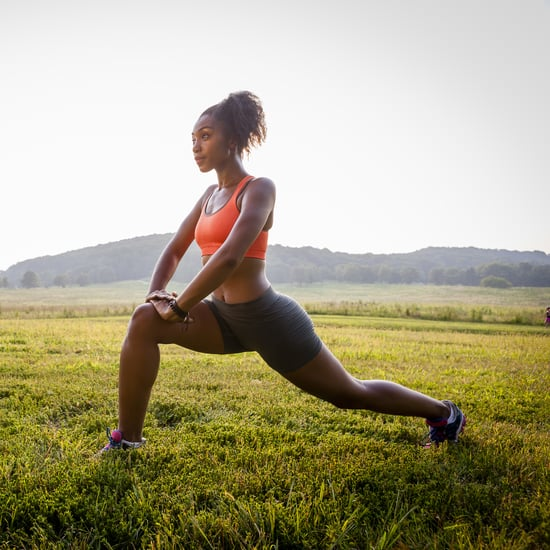 This 10-Minute Cooldown Fits Every Type of Workout Routine