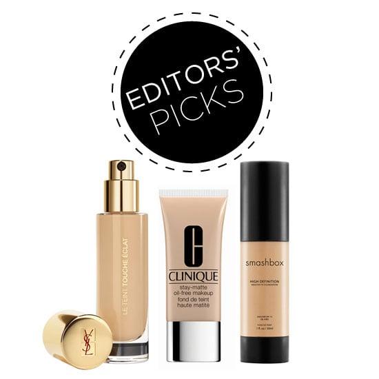 Beauty Editor's Top 12 Foundation Picks