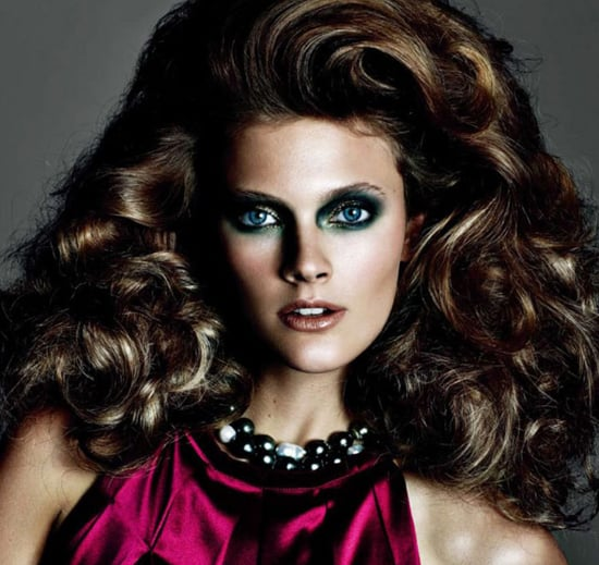 Constance Jablonski: Big Hair is Better in Numéro China #11
